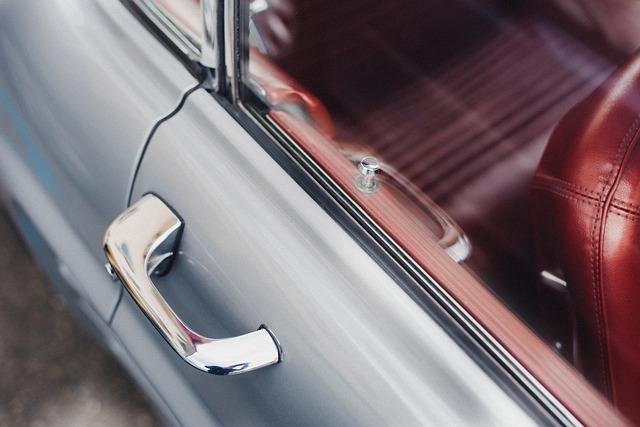 apertura vehiculos